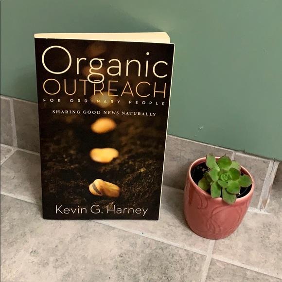Organic Outreach 4/$15